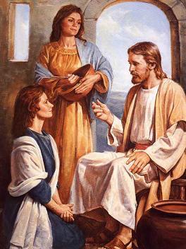 Jesus&women